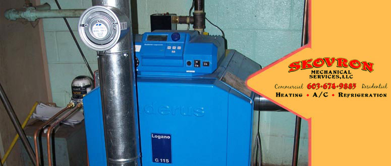 New Hampshire Commercial Boiler Repair Services in New Hampshire