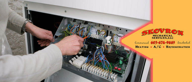 New Hampshire Commercial Refrigeration Repair Services In